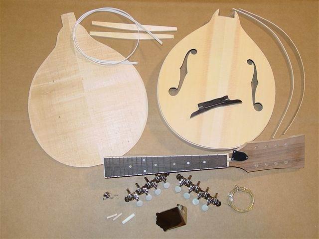 Mandolin Kit A Model