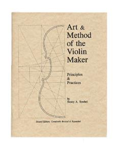 Art and Method of the Violin Maker